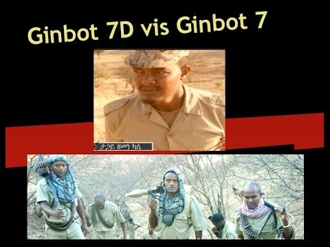 G7D vis G7, Does Ginbot 7 Have any Army? November 11, 2013