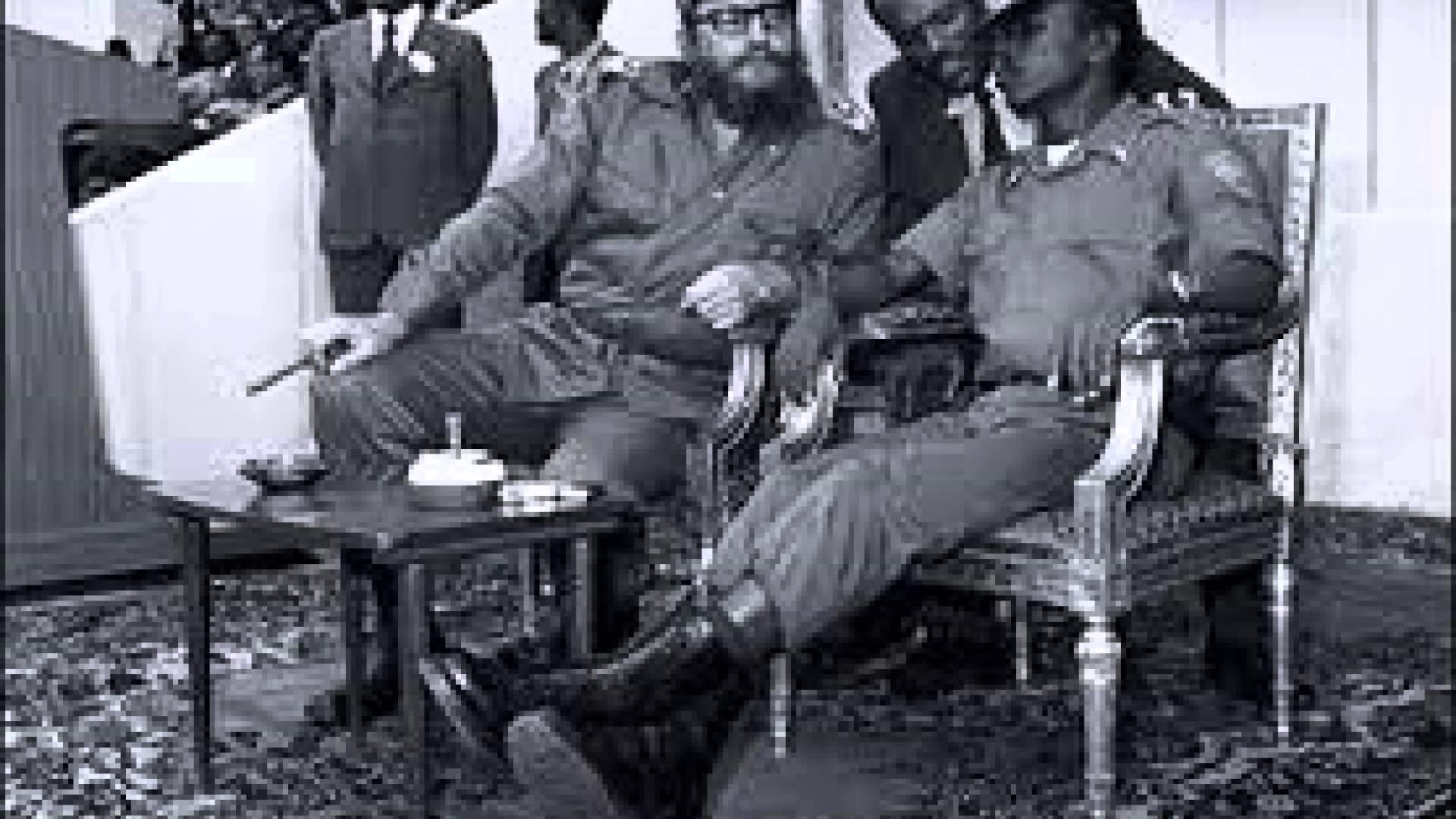 Ethiopian Failed Coup to topple the communist ex Dictator Mengistu Haile Mariam in 1989