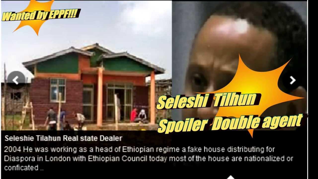Seleshie Telahune Enemy of Ethiopian Liberation – Spoiler &Double agent part 01