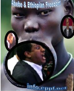 "Abebe Gellaw shouted  again!  Obama,  ""Freedom for Ethiopia"""