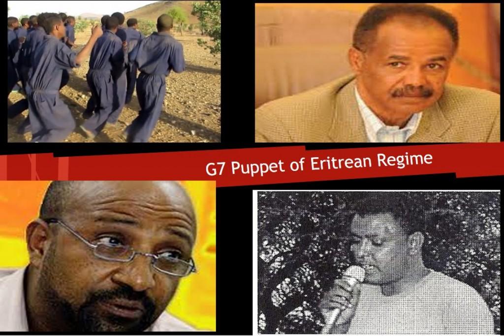 "G7 Treacherous & fictitious ""Unity with So called EPPF in Asmara"" P1"