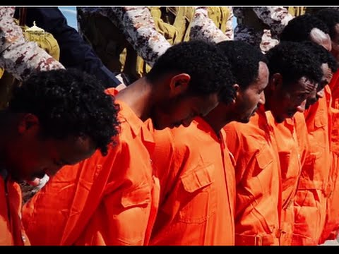 Libyan ISIS beheaded Ethiopian Christians in cold-blood