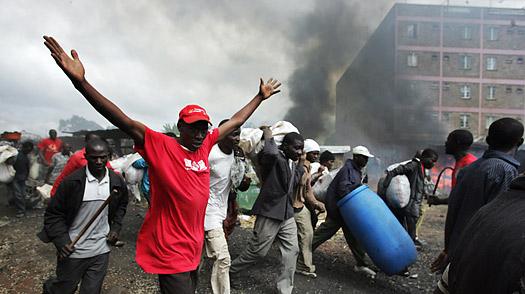 Kenyan Court overturns 2017 presidential election