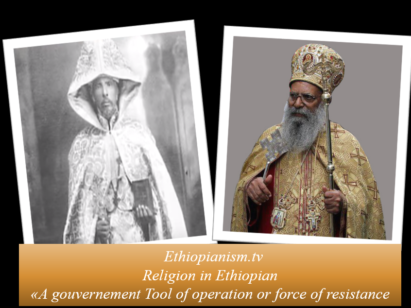 Religion in Ethiopia _ A government tool of oppression or a force resistance