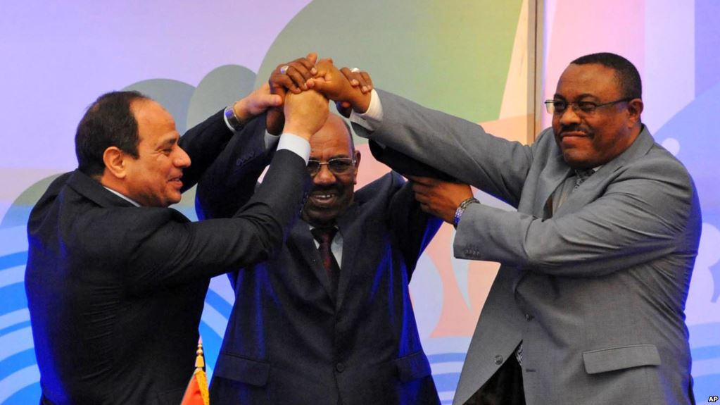 Sudan Eritrean tension the prelude of the coming water war between Ethiopia and Egypt?