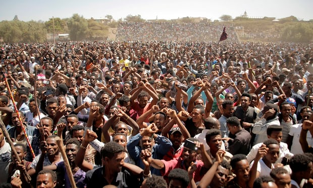 Ethiopian declared second time state of emergency as the Premier forced to resign by active   protest &   internal  TPLF  fallout!
