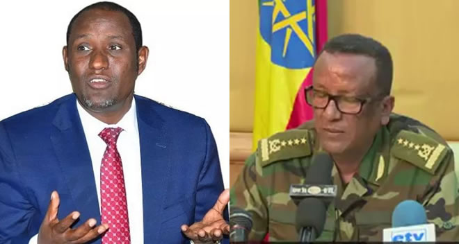 Ethiopia Abiy's regime in disarray- generals killed regional leader shot