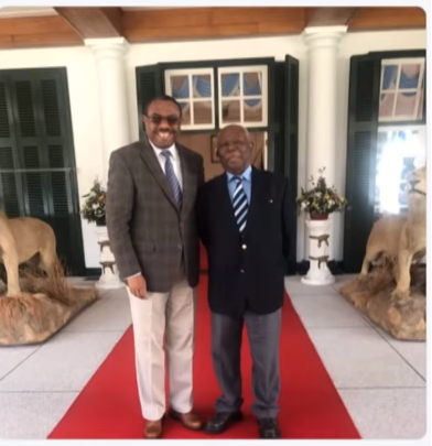Former Ethiopian PM Hailemariam denied any responsibility for his act!