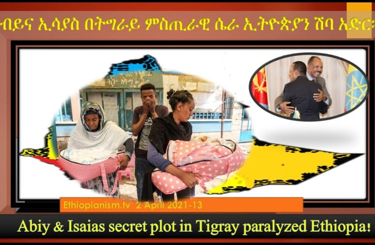 Abiy & Isaias secret plot  that paralyzed Ethiopia! የዐብይና ኢሳያስ በምስጢራዊ ሴራ ኢትዮጵያን ሽባ አድርጓል!